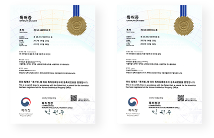 특허!@바이오 프린팅 관련@특허 등록 2건/Patents@2 Korean Patents Registered!@in Bioprinting Tech.